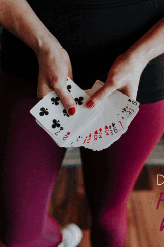 Full Body Deck of Cards Workout