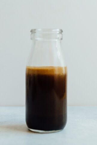 Basic Balsamic Salad Dressing