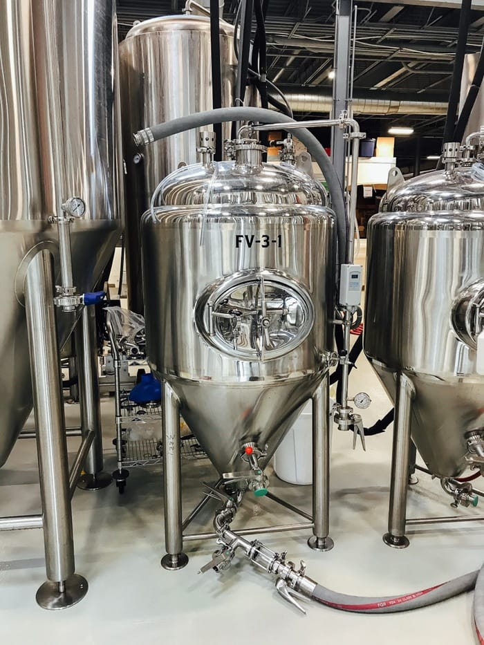 The Veil Brewing Co // BIRD FOOD Brew Day