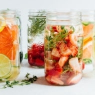 How to Make Infused Water + 6 Recipes