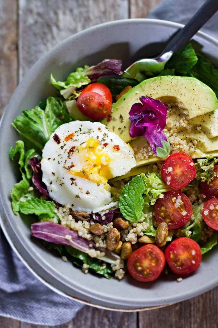 Breakfast Salads You Ll Crave Eating Bird Food