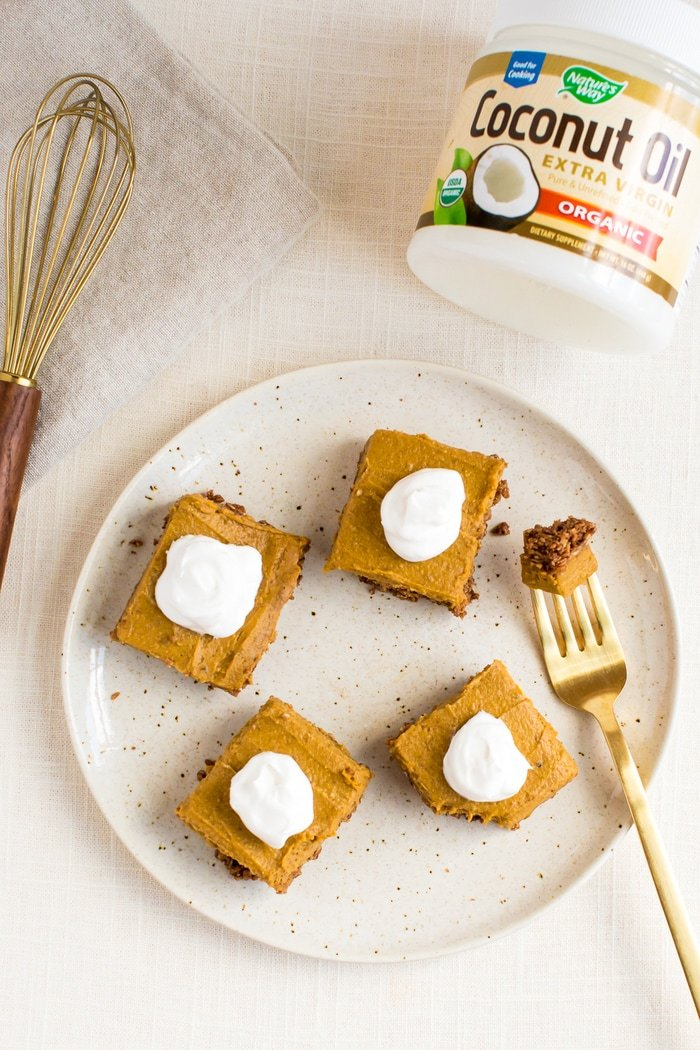 Pumpkin Pie Bars 2