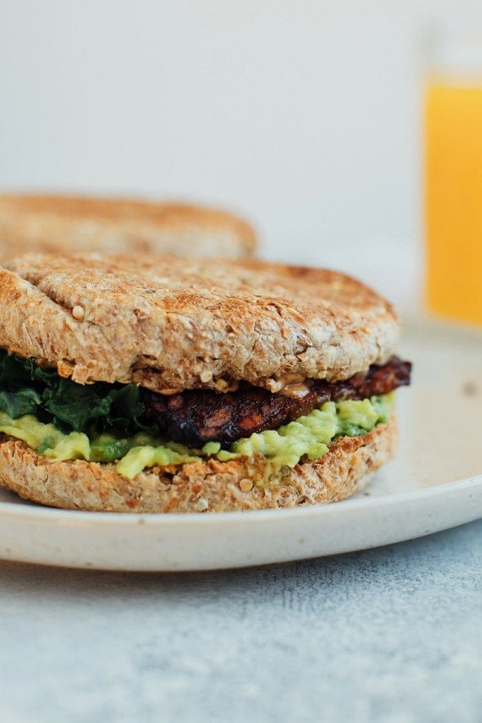 how to make tempeh bacon