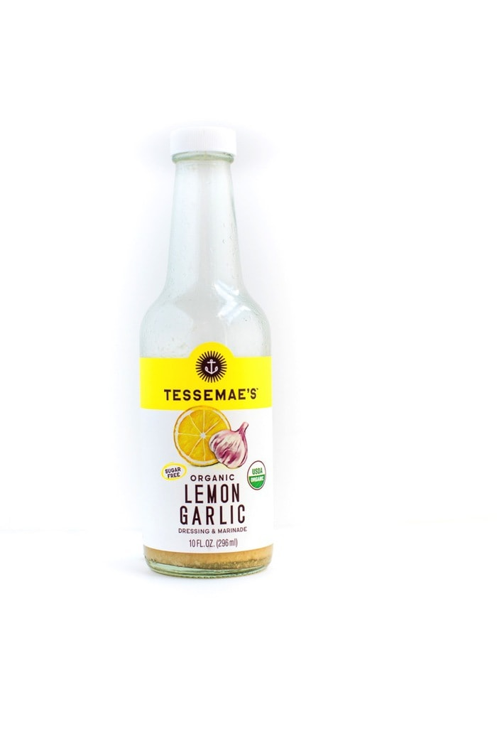 Tessemae's Lemon Garlic Dressing
