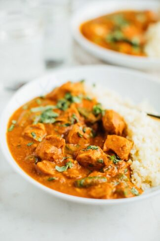 Slow Cooker Dairy-Free Butter Chicken