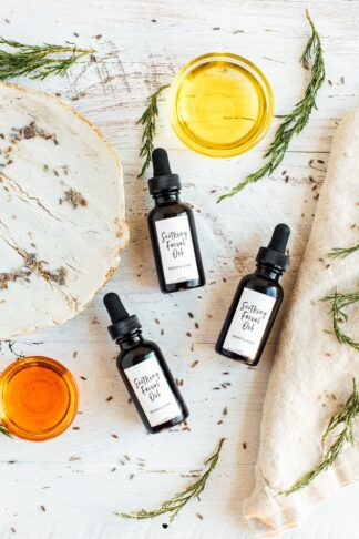 Jojoba Rosehip DIY Facial Oil
