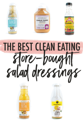 Top 5 Healthy Store-Bought Salad Dressings
