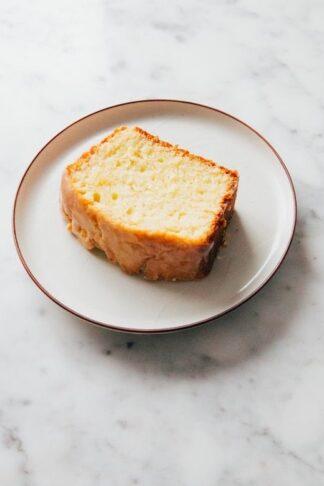 Grandma Miller's Pound Cake