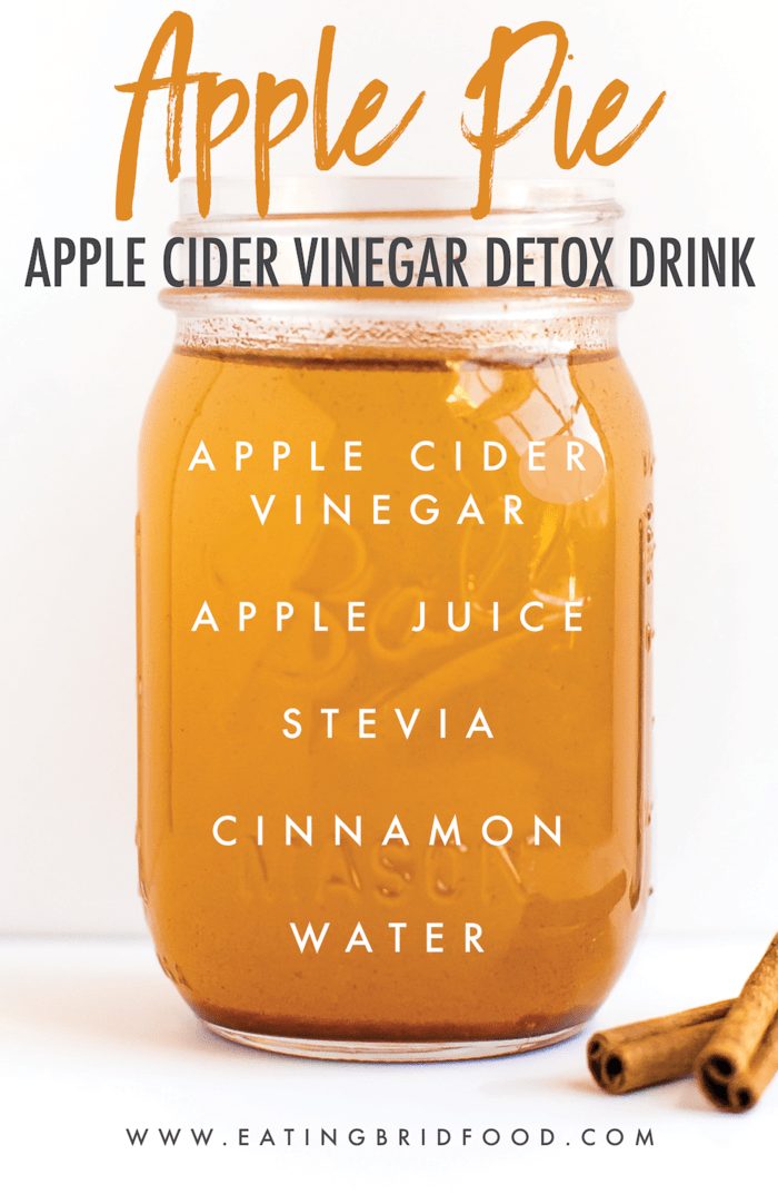 Apple Cider Vinegar Drink Recipe | 4 Easy Recipes