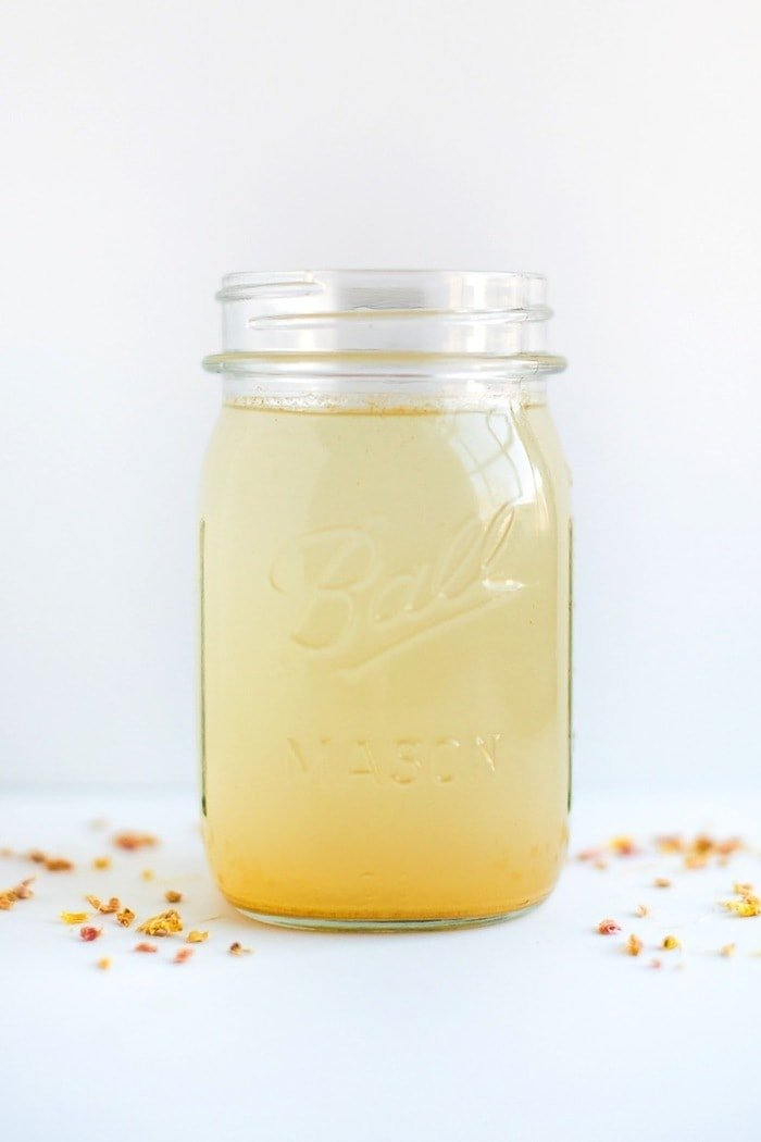 Ginger Spice Apple Cider Vinegar Drink