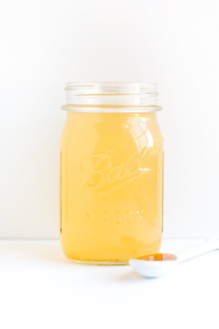Honey Cayenne Apple Cider Vinegar Drink