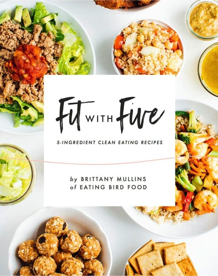 Fit With Five by Brittany Mullins Cover Image