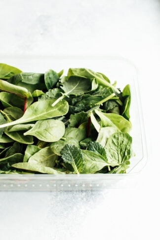 Buying and Storing Salad Greens