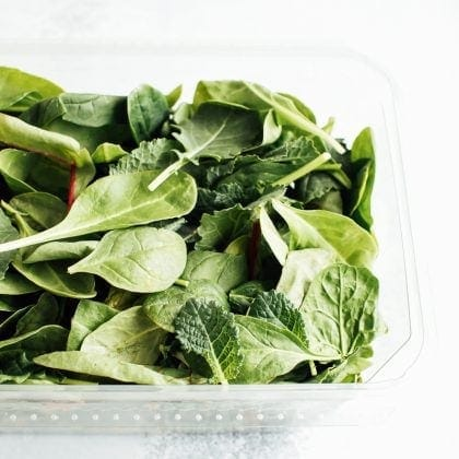 Buying and Storing Salad Greens