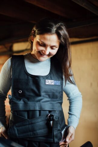 Amp Up Your Workouts with a Weighted Vest