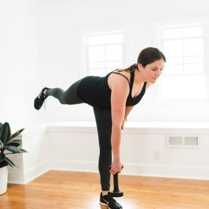 At-Home Circuit Booty Workout