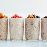 The BEST Healthy Overnight Oats Recipes