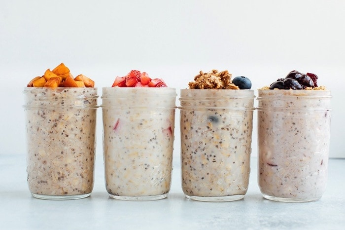 How to Make Overnight Oats – 4 Ways
