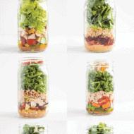 10 Mason Jar Salads to Meal Prep This Summer