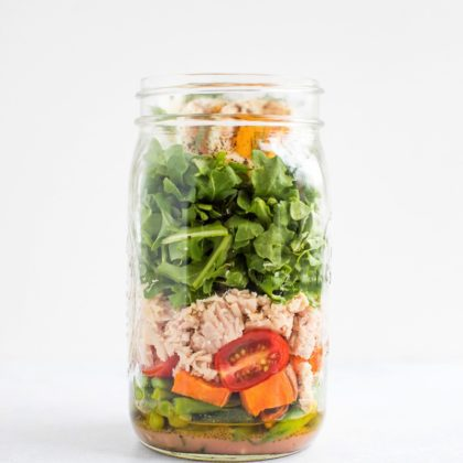 Meal Prep Salad – Nicoise Salad