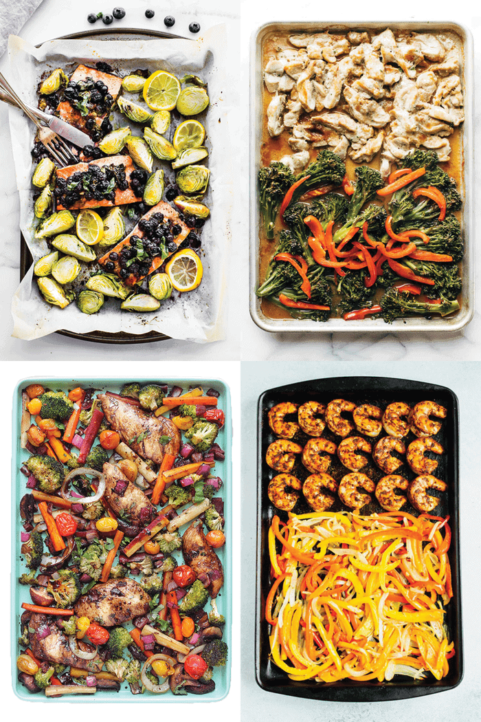 21 Healthy Sheet Pan Dinners