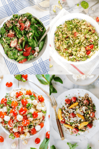 Healthy Quinoa Salad Recipes