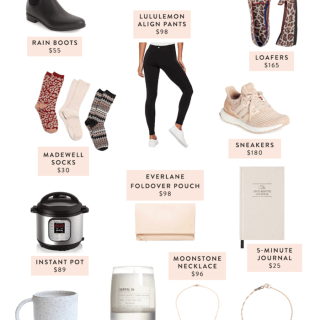 Holiday Gift Ideas for Women and Men