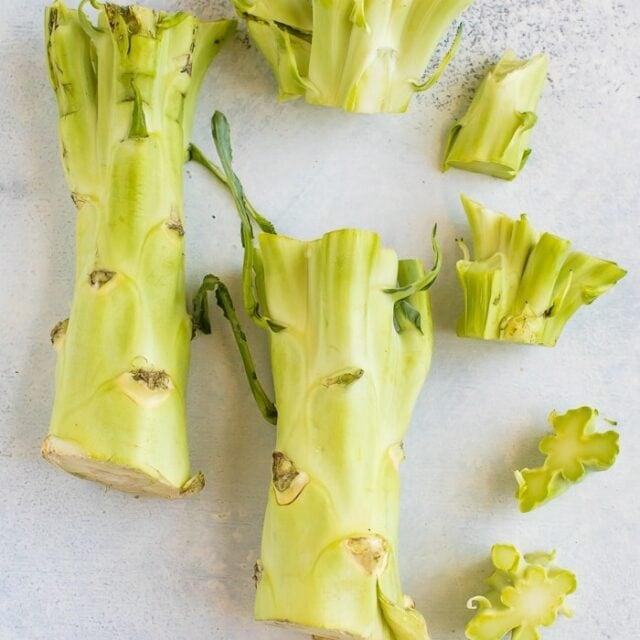 8 Tasty Ways to Use Broccoli Stems