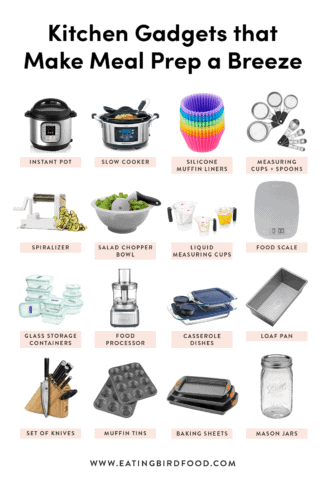 Best Kitchen Tools for Healthy Meal Prep