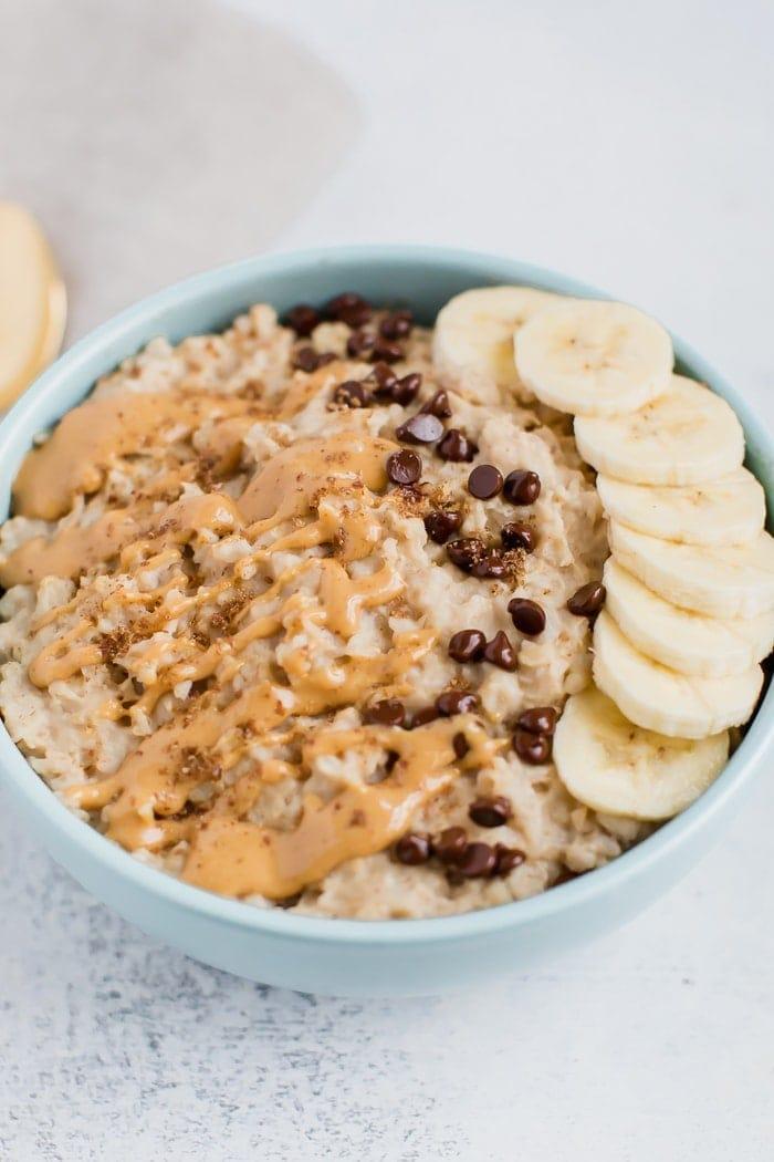 diet high protein oatmeal bars
