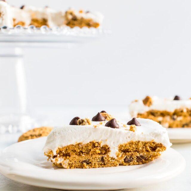 3 Ingredient Icebox Cake (Dairy-Free + Gluten-Free)