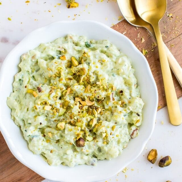 Healthy Watergate Salad