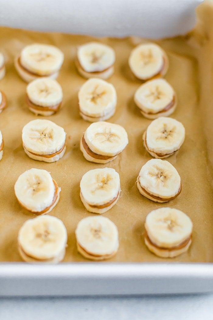 Image result for frozen banana peanut butter]