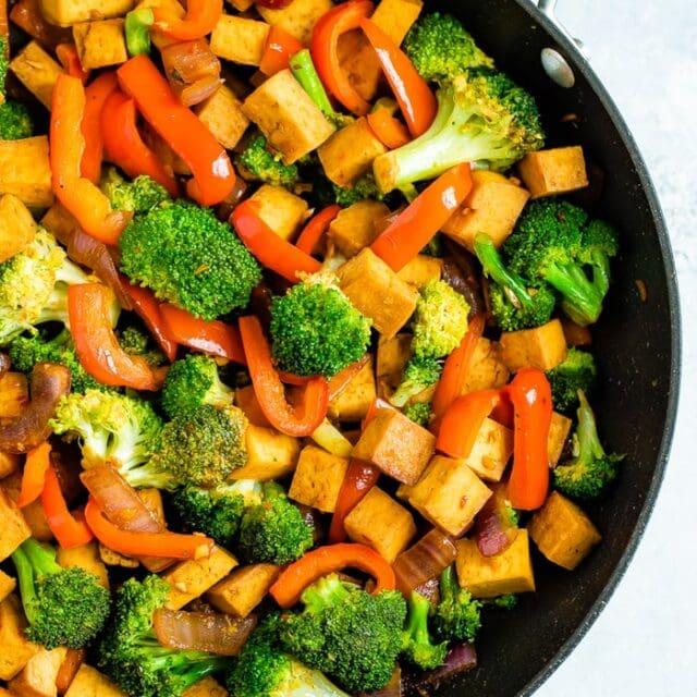 Easy Tofu Stir-Fry