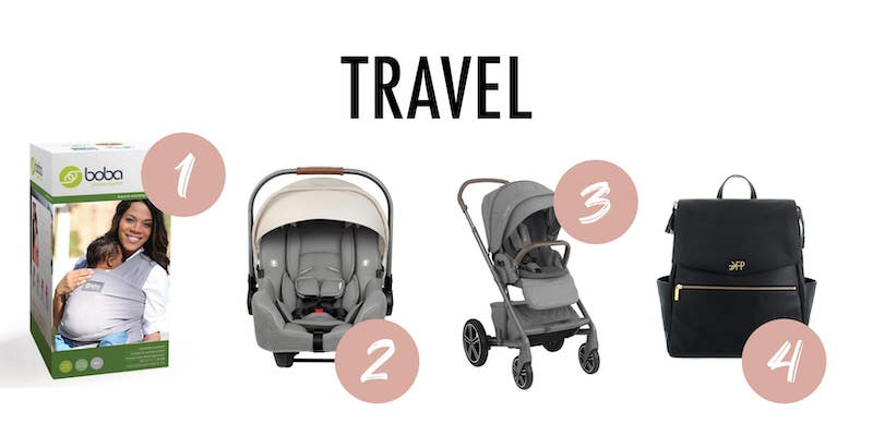 Most-Used Newborn Essentials