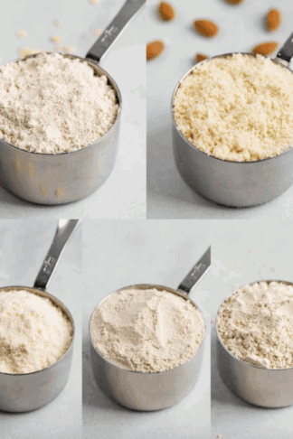 Healthy Flours to Use Instead of White Flour
