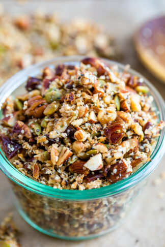 Easy Hemp Granola