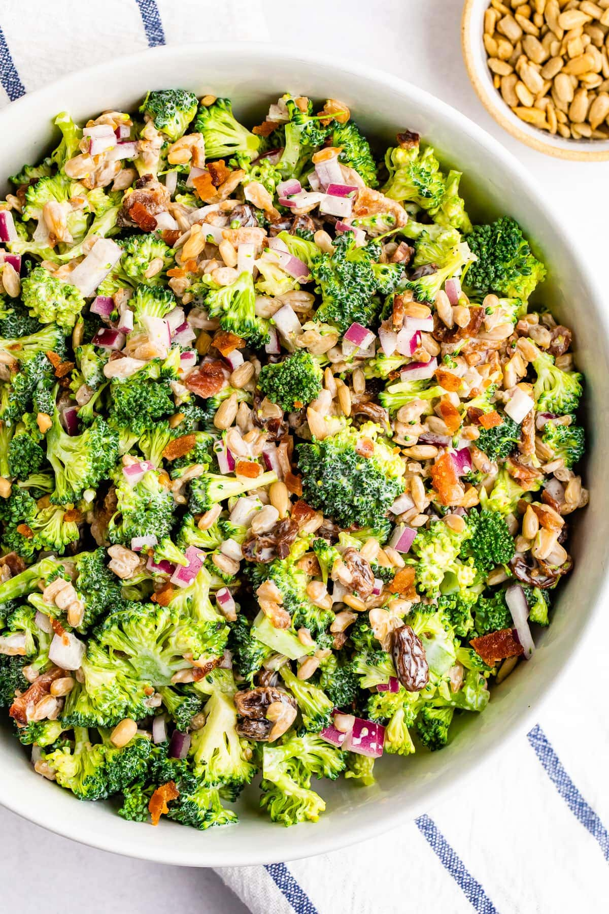 Broccoli Salad Recipe Printable