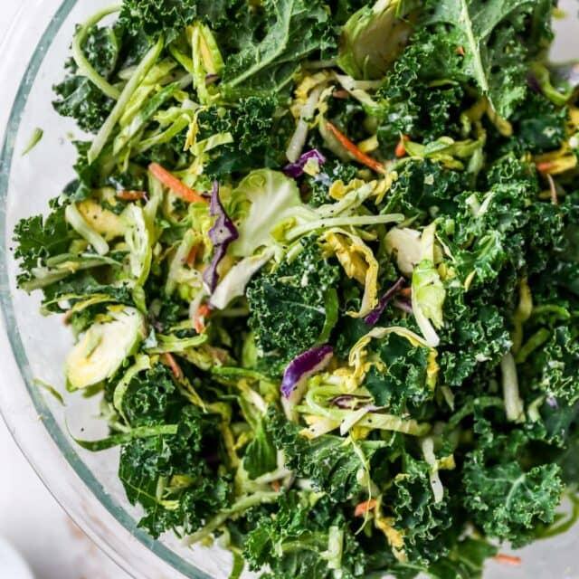 Sweet Kale Salad