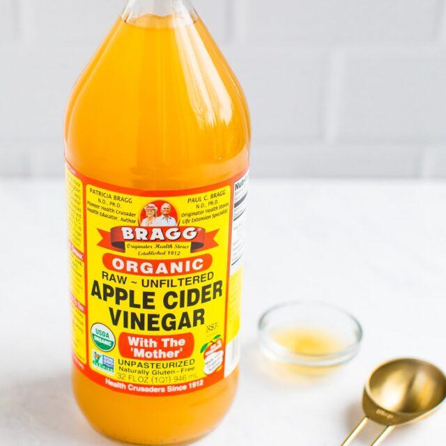 Health Benefits of Apple Cider Vinegar (ACV)