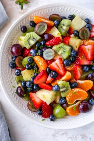 Easy Fruit Salad