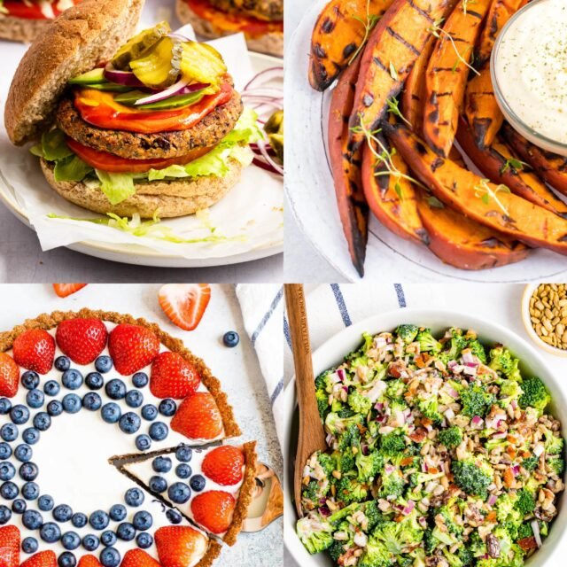 50+ Healthy Cookout Recipes