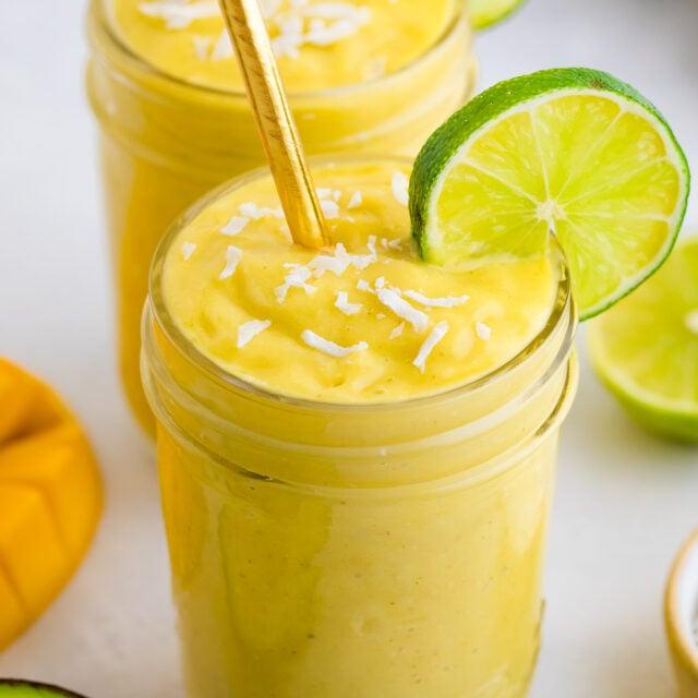 Avocado Mango Smoothie
